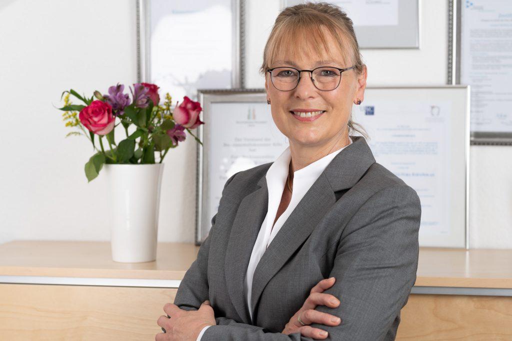 Rechtsanwältin Annette Wittlich